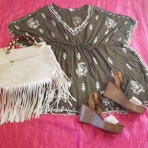 Dresses & Skirts - Olive tunic/dress